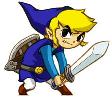 Blue Link Grudge by Pheonixmaster1