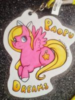 Paopu Dreams - Pony Badge Commission by Sparkle-And-Sunshine