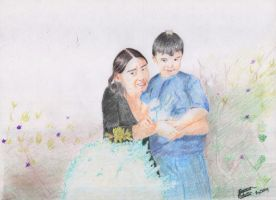 Mother and Son by skinsvideos21