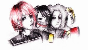 KILLJOYS by keytaro