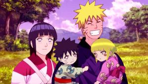 Naruhina family 5-A by 777luck777
