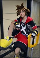 Sora: Just chillin' by Faxen