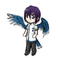 TC - Victor - birdie animated by ChibiEdo