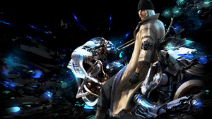 Snow Villiers - Final Fantasy XIII - Wallpaper by PowerFeud