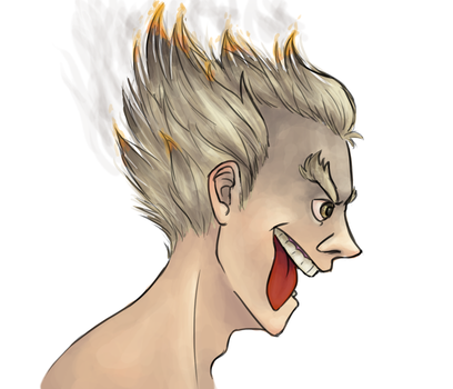 Junkrat by Funny-horsey
