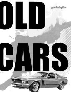 Old cars (Blend) by stopmakingmistake
