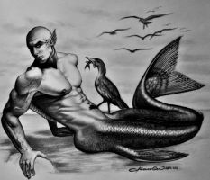 Merman by randolfcu