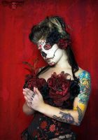 Day of the Dead by SMP by Miss-MischiefX