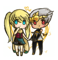 the couple by chao-chao