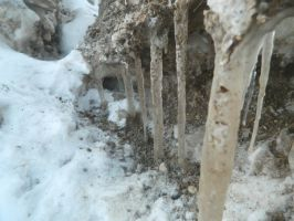 Dirty icicles by Callie6446