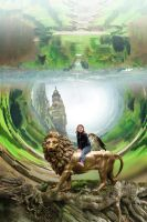 The girl who rode Aslan all the way to Faery by taisteng