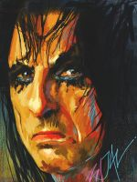 ALICE COOPER by JALpix