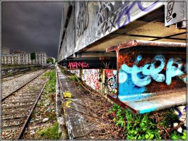 hdr ceinture de paris by jef-photos