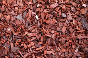 Red Wood Chips by RocketStock