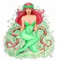 Poison Ivy 1 by Tarzman