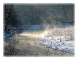 Winter River_3 by RandomSearcher