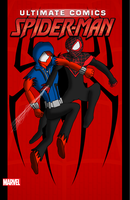Ultimate Comics: Spider-Man/Scarlet Spider by spid3y916