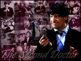 The Second Doctor by Amrinalc