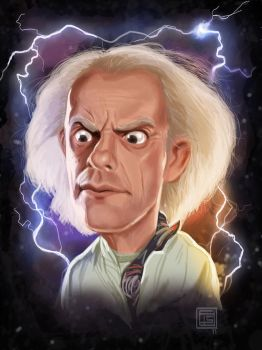 GREAT SCOTT by timshinn73