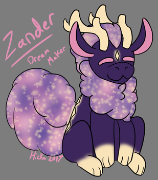 Zander by HickatheDragon