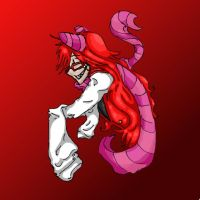 Cheshire Grelle by Disimprison