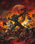 PlanetZombie by AlexHorley