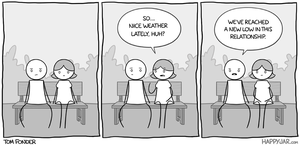 Happy Jar - The Weather by tomfonder
