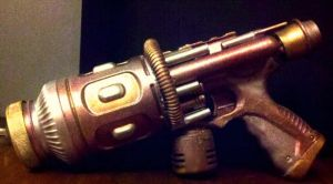 Vermillion-00 Hand Cannon by LandgraveCustoms