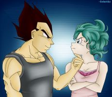 :Colored: Daily verbal fights by bellartdbz