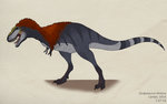 059--GORGOSAURUS LIBRATUS by Green-Mamba