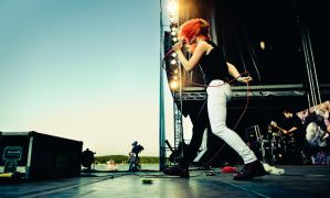 Paramore II by PetriW