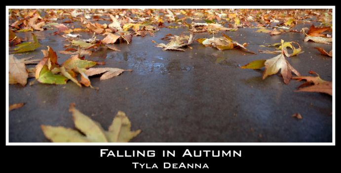 Falling in Autumn by RaiNb0wGiRliE2