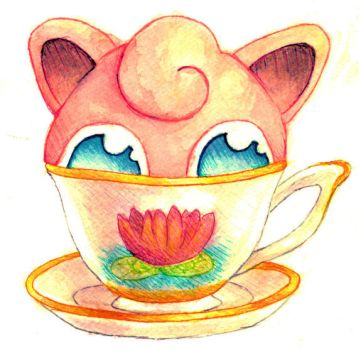 Jigglypuff. by fieldmouse