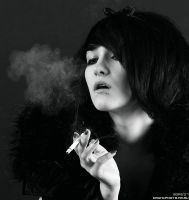 Smoking theme by Drunkphoto