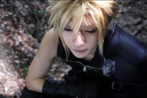 cloud strife_8 by kaname-lovers