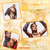 PNG Pack(193) Rihanna by BeautyForeverr