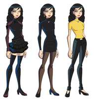 Victoria Walhalm New Outfits Part 1 by piper12345a