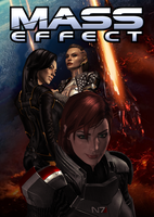 Mass Effect - Own Cover (WIP) by CrystaliqEffects