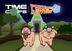 Time Cops 2.0 Pork to the Future by nachomoo