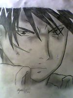 Roy Mustang by DetectiveSiMunLee