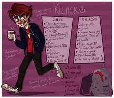 meet the artist by kilIick