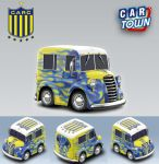 _Rosario Central Milk Truck_ by magnanimus