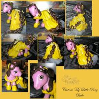 Custom Pony Belle by PrincessAmalthea