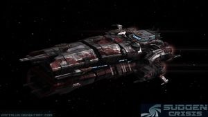 Foundation Frigate Class 'Astra' by Vattalus