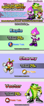 Sonic Runners - Team Chaotix!!! by supersilver1242
