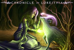Luciana - Chronicles of Loreithia by Tr0phyKiLL