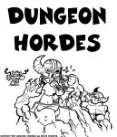 Dungeon Hordes 60k T Shirt by Dungeonhordes