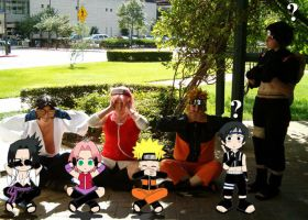 ...No Sai Goes Live by Naruto-Cosplay