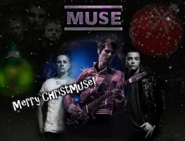 Merry Christmuse by GallifreyanSkyFlyer