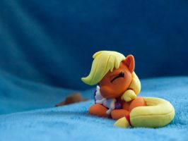 My Little Security Blanket 3 by dustysculptures